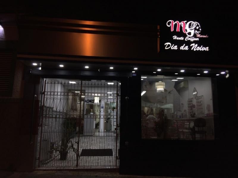 fachada de loja