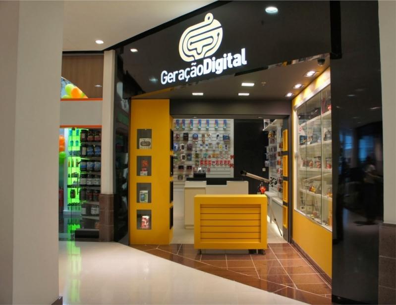 cotação para fachada loja de informática Itu