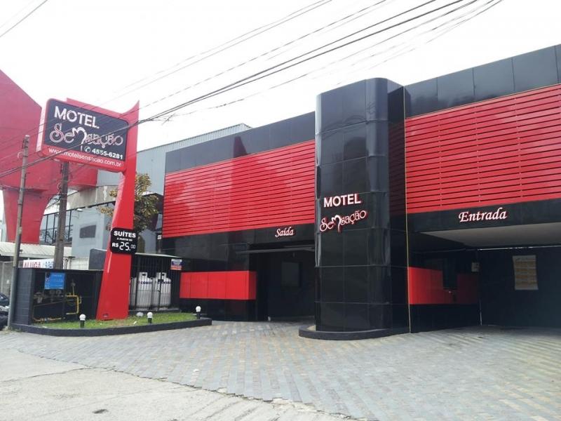 Empresa de Comunicação Visual para Motel Atibaia - Comunicação Visual Corporativa