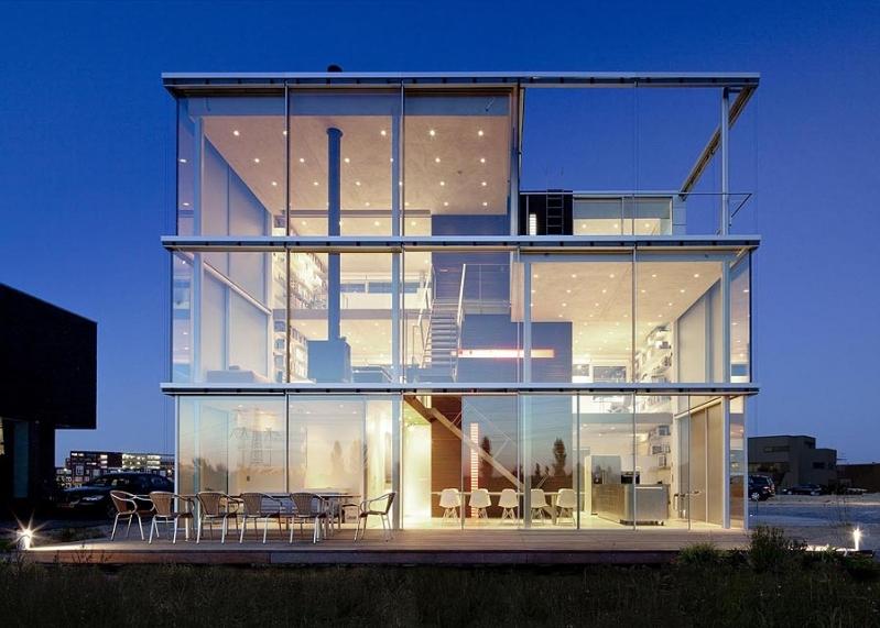 Fabricante de Fachada de Vidro Transparente Bauru - Fachada de Vidro Temperado