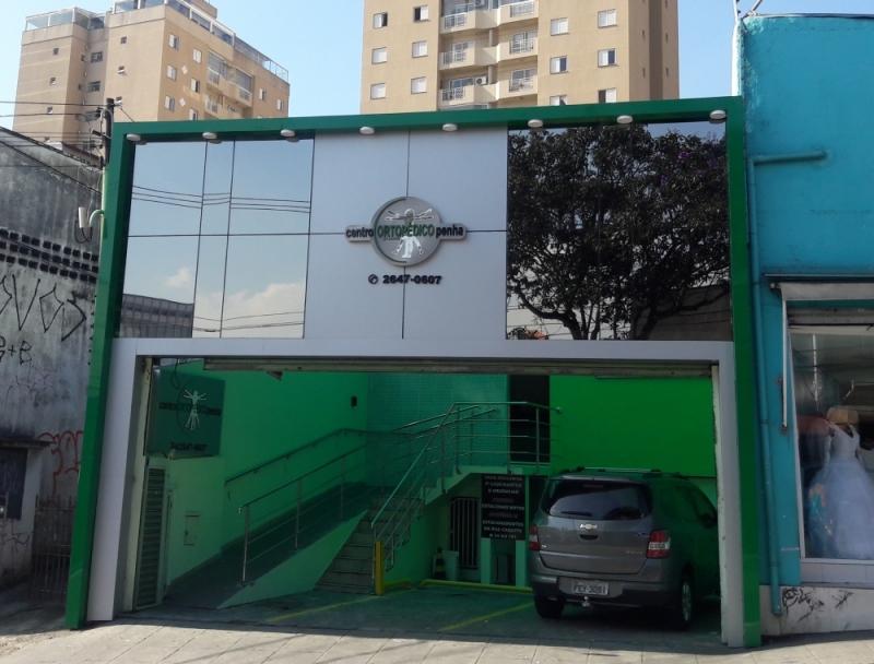 Fachada de Vidro Comercial Santo Antônio Paulista - Fachada de Vidro Refletivo