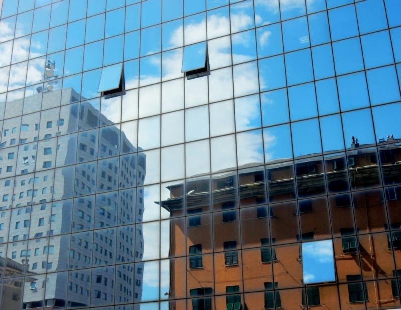 Fachada de Vidro Refletivo Grande São Paulo - Fachada de Vidro para Loja