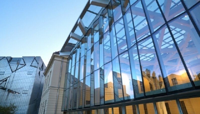 Fachada de Vidro Ventilada Cotação Paulínia - Fachada com Vidro Insulado