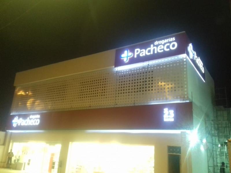 Fachadas de Empresas Pequenas Araçatuba - Fachada de Empresa de Engenharia