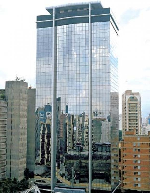 Fachadas de Vidro Refletivo Ilhabela - Fachada com Vidro Insulado