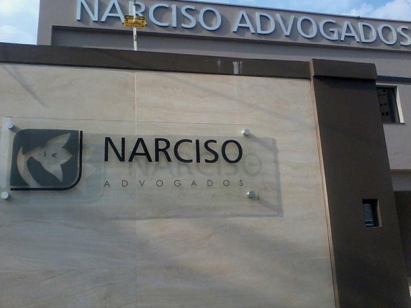 Instalação de Fachada de Vidro Advocacia Santa Rita do Ribeira - Fachada com Vidro Insulado