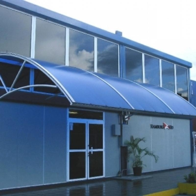 Instalação Toldo Policarbonato Paraisolândia - Toldo Policarbonato Transparente