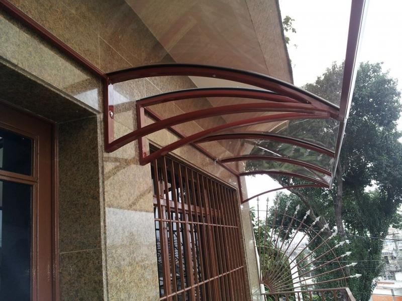 Onde Comprar Toldo Policarbonato Transparente Santa Rita do Ribeira - Toldo Policarbonato para Porta