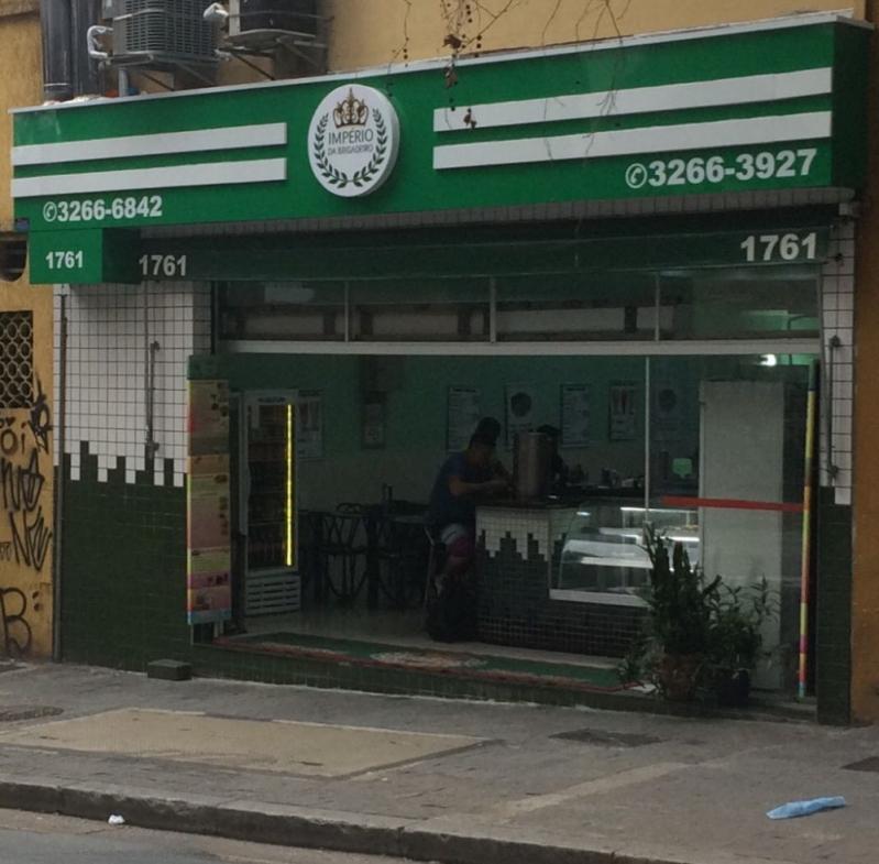Orçamento para Comunicação Visual Restaurante Litoral Paulista - Comunicação Visual Corporativa