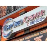 acm fachada de loja valores Peruíbe