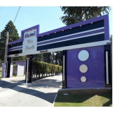 comunicação visual fachada acm Iguape
