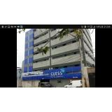 comunicação visual hotel Santos