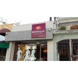 comunicação visual para loja Araraquara