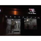 cotação para fachada de loja com led Santo Antônio Paulista