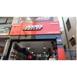 empresa de fachada de loja de roupas popular Marapoama
