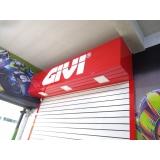 empresa para fachada de loja sob medida São José do Rio Preto