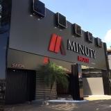 empresa que faz fachada hotel moderno Amparo