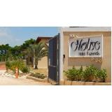 empresa que faz fachada para hotel fazenda Araras