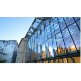 fabricante de fachada com vidro insulado Mongaguá