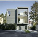 fabricante de fachada de vidro residencial Itatiba
