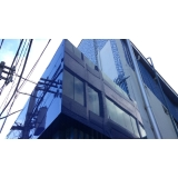 fachada de empresa de segurança Araçatuba