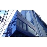 fachada de empresa de engenharia