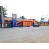 fachada de empresa hoteleira sob medida Araçatuba
