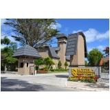 fachada de hotel fazenda Itatiba