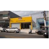 fachada de loja amarela Vale do Paraíba