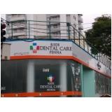 fachada de loja com acm orçamento Vinhedo