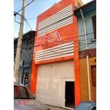 fachada de loja em acm preto Bertioga