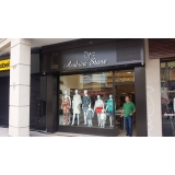 fachada loja roupa