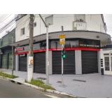 fachada de loja pequena e moderna Hortolândia