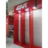 fachada de vidro para loja cotação Murundu