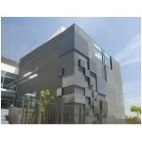 fachada de vidro ventilada Peruíbe