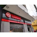 fachada em acm vazado valor Santo Antônio Paulista