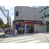 fachada loja de carros orçamento Cubatão