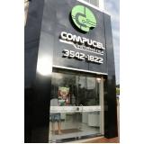 fachada loja de informática ABC