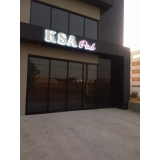 fachada loja de roupa Rio Claro