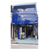 fachada loja em acm Bacaetava
