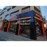 fachada loja feminina orçamento Peruíbe