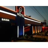 fachadas de empresas hoteleira Marapoama
