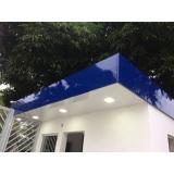 fachadas de empresas montadora Votuporanga