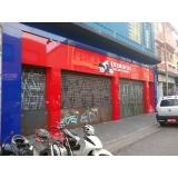 fachadas de loja em acm São Vicente
