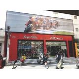 fachadas de loja em lona Tanquinho