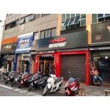fachadas lojas acm litoral paulista