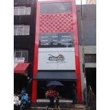 fachada de loja feminina