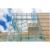 instalação de fachada com vidro insulado Riviera de São Lourenço