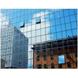 instalação de fachada loja vidro Franca