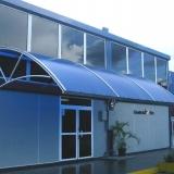 instalação toldo policarbonato Indaiatuba